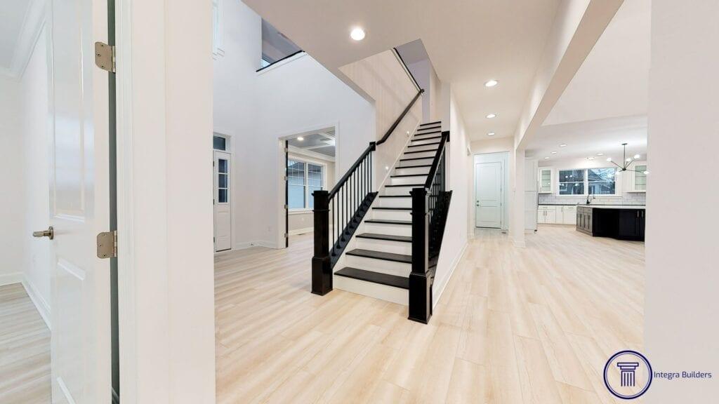 Carmel stairs