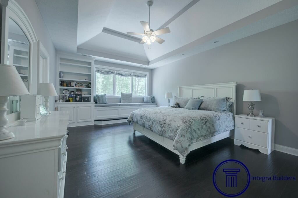 Zionsville bedroom