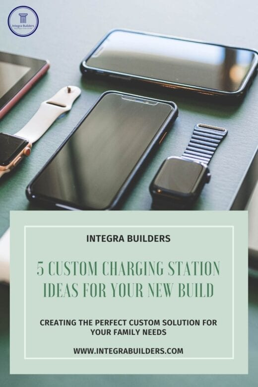 5 charging station idead for your new build
